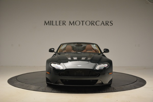 Used 2017 Aston Martin V12 Vantage S Roadster for sale Sold at Pagani of Greenwich in Greenwich CT 06830 12