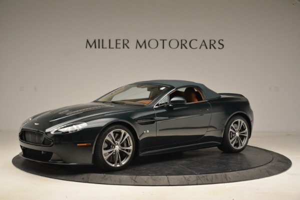 Used 2017 Aston Martin V12 Vantage S Roadster for sale Sold at Pagani of Greenwich in Greenwich CT 06830 14