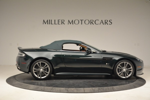 Used 2017 Aston Martin V12 Vantage S Roadster for sale Sold at Pagani of Greenwich in Greenwich CT 06830 16