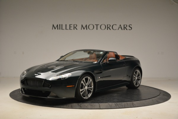 Used 2017 Aston Martin V12 Vantage S Roadster for sale Sold at Pagani of Greenwich in Greenwich CT 06830 2