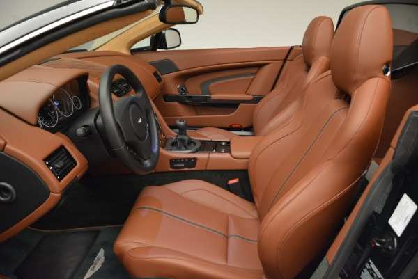 Used 2017 Aston Martin V12 Vantage S Roadster for sale Sold at Pagani of Greenwich in Greenwich CT 06830 20