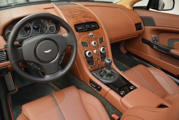 Used 2017 Aston Martin V12 Vantage S Roadster for sale Sold at Pagani of Greenwich in Greenwich CT 06830 21