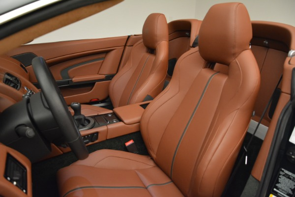 Used 2017 Aston Martin V12 Vantage S Roadster for sale Sold at Pagani of Greenwich in Greenwich CT 06830 22