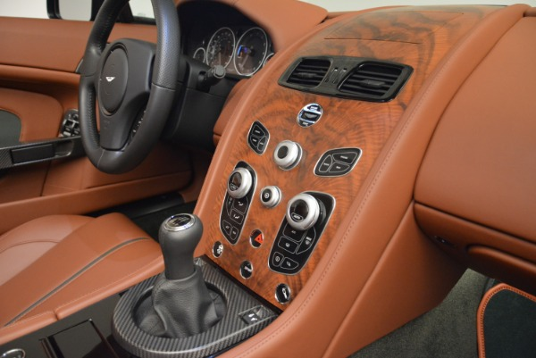 Used 2017 Aston Martin V12 Vantage S Roadster for sale Sold at Pagani of Greenwich in Greenwich CT 06830 24