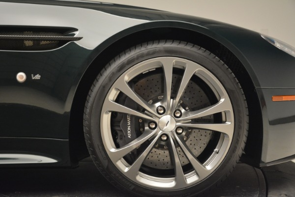 Used 2017 Aston Martin V12 Vantage S Roadster for sale Sold at Pagani of Greenwich in Greenwich CT 06830 26