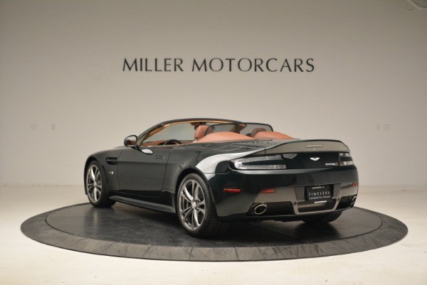 Used 2017 Aston Martin V12 Vantage S Roadster for sale Sold at Pagani of Greenwich in Greenwich CT 06830 5