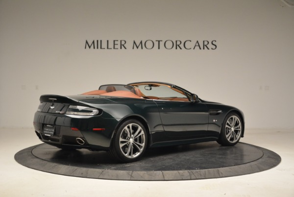 Used 2017 Aston Martin V12 Vantage S Roadster for sale Sold at Pagani of Greenwich in Greenwich CT 06830 8
