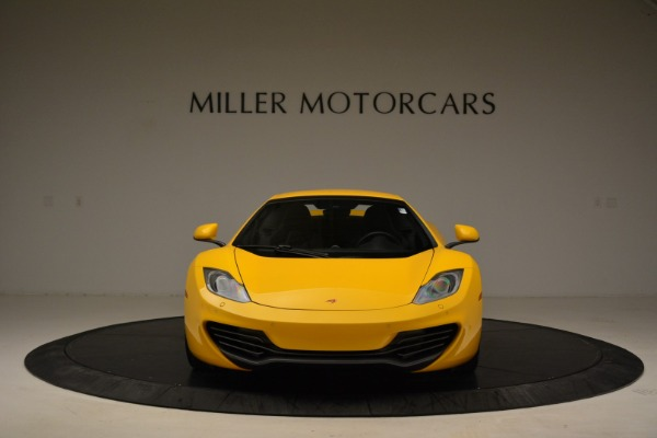 Used 2014 McLaren MP4-12C Spider for sale Sold at Pagani of Greenwich in Greenwich CT 06830 22