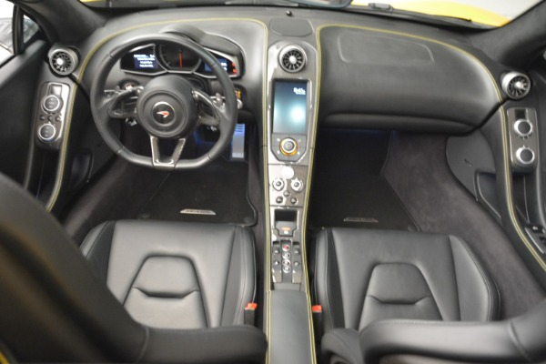 Used 2014 McLaren MP4-12C Spider for sale Sold at Pagani of Greenwich in Greenwich CT 06830 28