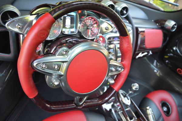 Used 2014 Pagani Huayra for sale Sold at Pagani of Greenwich in Greenwich CT 06830 13