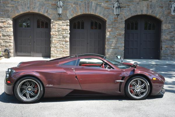 Used 2014 Pagani Huayra for sale Sold at Pagani of Greenwich in Greenwich CT 06830 2