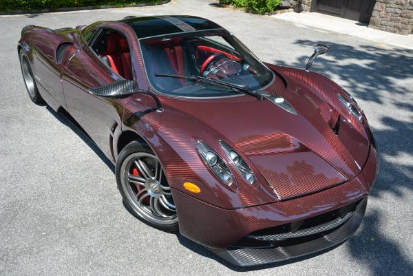 Used 2014 Pagani Huayra for sale Sold at Pagani of Greenwich in Greenwich CT 06830 3
