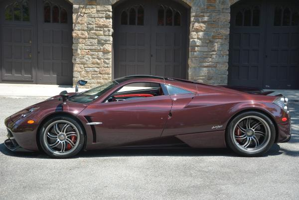 Used 2014 Pagani Huayra for sale Sold at Pagani of Greenwich in Greenwich CT 06830 4