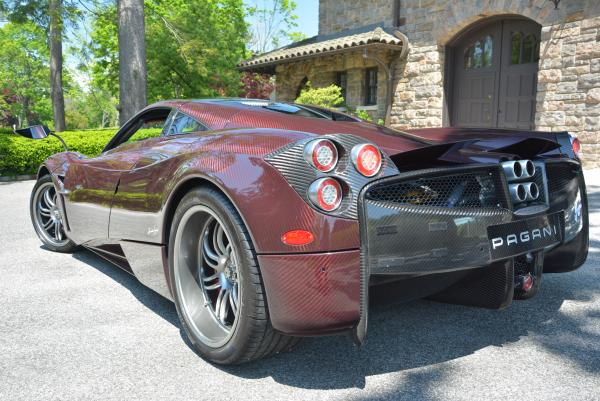 Used 2014 Pagani Huayra for sale Sold at Pagani of Greenwich in Greenwich CT 06830 6