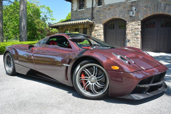 Used 2014 Pagani Huayra for sale Sold at Pagani of Greenwich in Greenwich CT 06830 7