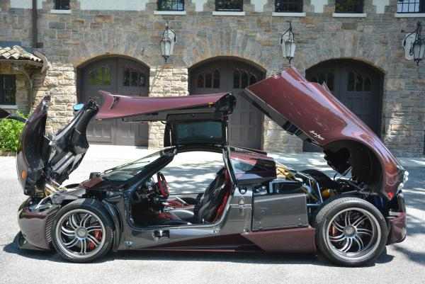 Used 2014 Pagani Huayra for sale Sold at Pagani of Greenwich in Greenwich CT 06830 8