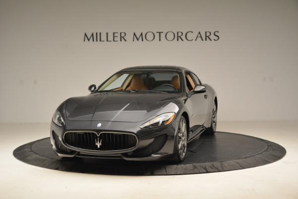 Used 2014 Maserati GranTurismo Sport for sale Sold at Pagani of Greenwich in Greenwich CT 06830 12
