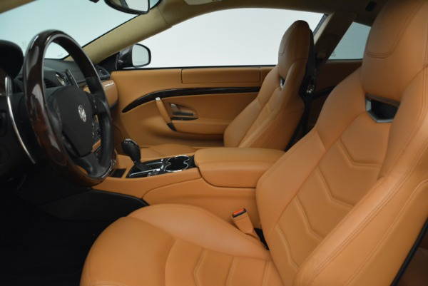 Used 2014 Maserati GranTurismo Sport for sale Sold at Pagani of Greenwich in Greenwich CT 06830 14