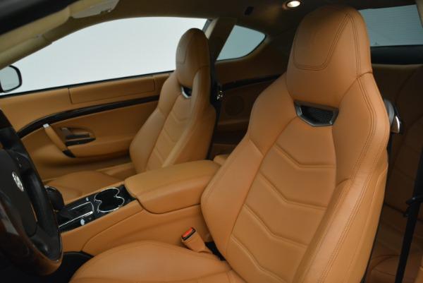 Used 2014 Maserati GranTurismo Sport for sale Sold at Pagani of Greenwich in Greenwich CT 06830 15