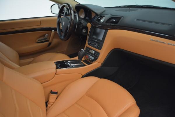 Used 2014 Maserati GranTurismo Sport for sale Sold at Pagani of Greenwich in Greenwich CT 06830 20