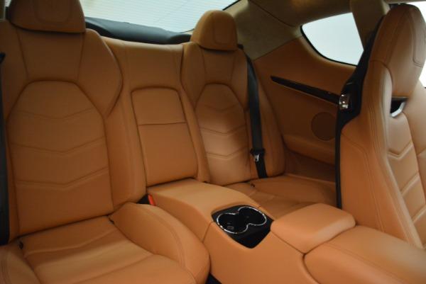 Used 2014 Maserati GranTurismo Sport for sale Sold at Pagani of Greenwich in Greenwich CT 06830 23