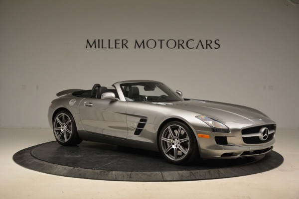Used 2012 Mercedes-Benz SLS AMG for sale Sold at Pagani of Greenwich in Greenwich CT 06830 10