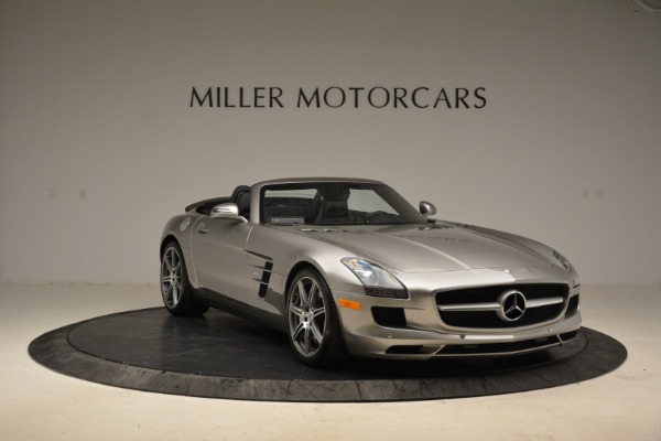 Used 2012 Mercedes-Benz SLS AMG for sale Sold at Pagani of Greenwich in Greenwich CT 06830 11