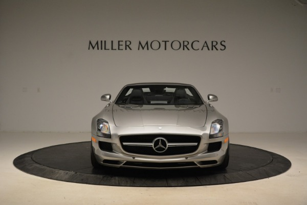 Used 2012 Mercedes-Benz SLS AMG for sale Sold at Pagani of Greenwich in Greenwich CT 06830 12