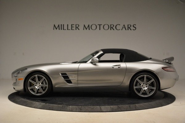 Used 2012 Mercedes-Benz SLS AMG for sale Sold at Pagani of Greenwich in Greenwich CT 06830 14
