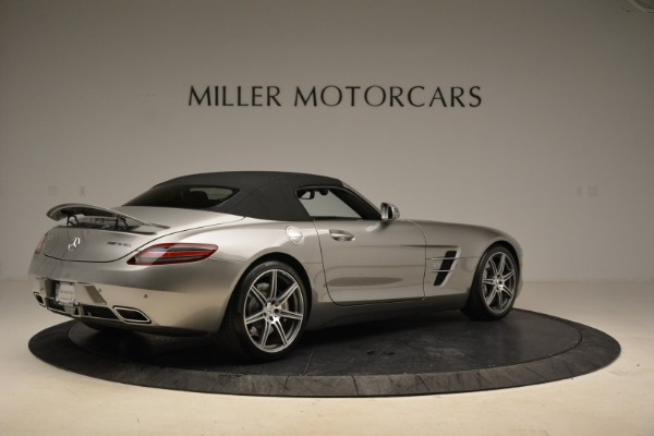 Used 2012 Mercedes-Benz SLS AMG for sale Sold at Pagani of Greenwich in Greenwich CT 06830 17