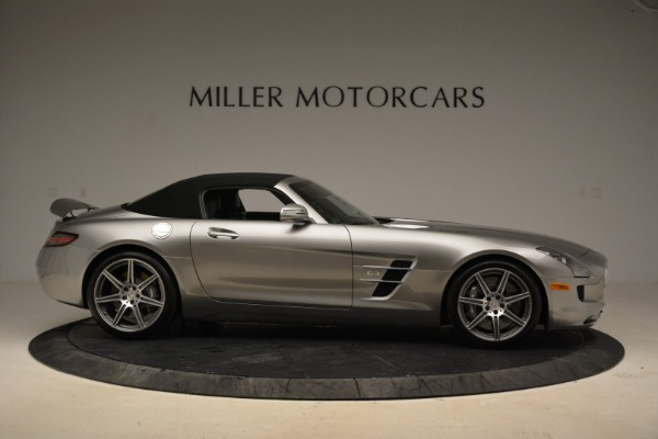 Used 2012 Mercedes-Benz SLS AMG for sale Sold at Pagani of Greenwich in Greenwich CT 06830 18
