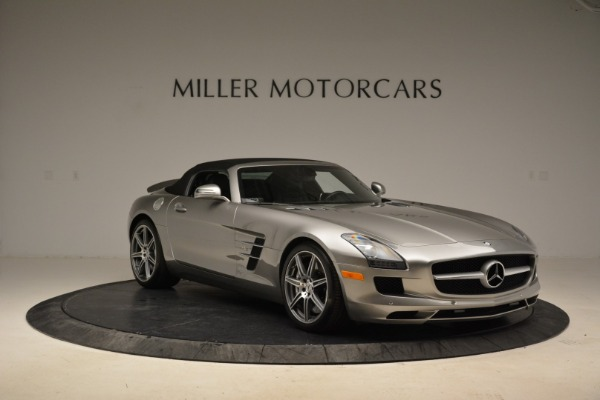 Used 2012 Mercedes-Benz SLS AMG for sale Sold at Pagani of Greenwich in Greenwich CT 06830 19