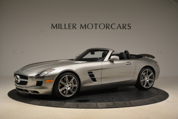 Used 2012 Mercedes-Benz SLS AMG for sale Sold at Pagani of Greenwich in Greenwich CT 06830 2