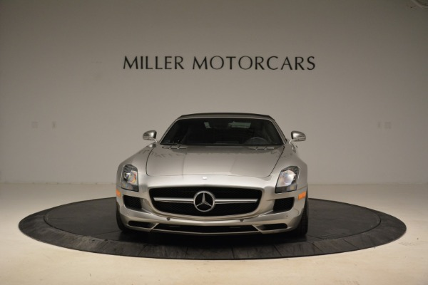 Used 2012 Mercedes-Benz SLS AMG for sale Sold at Pagani of Greenwich in Greenwich CT 06830 20