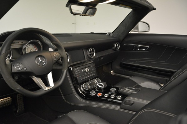 Used 2012 Mercedes-Benz SLS AMG for sale Sold at Pagani of Greenwich in Greenwich CT 06830 23