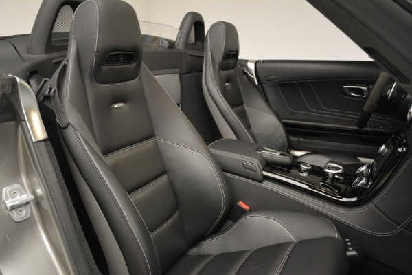 Used 2012 Mercedes-Benz SLS AMG for sale Sold at Pagani of Greenwich in Greenwich CT 06830 28