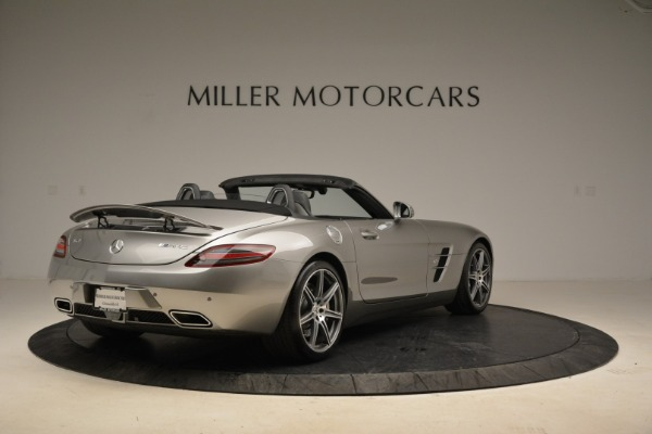 Used 2012 Mercedes-Benz SLS AMG for sale Sold at Pagani of Greenwich in Greenwich CT 06830 7