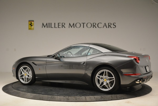 Used 2016 Ferrari California T for sale Sold at Pagani of Greenwich in Greenwich CT 06830 16
