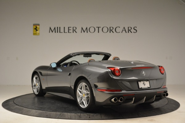 Used 2016 Ferrari California T for sale Sold at Pagani of Greenwich in Greenwich CT 06830 5