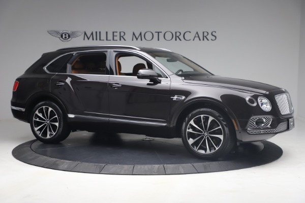 Used 2018 Bentley Bentayga W12 Signature for sale Call for price at Pagani of Greenwich in Greenwich CT 06830 10