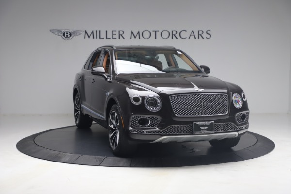 Used 2018 Bentley Bentayga W12 Signature for sale Call for price at Pagani of Greenwich in Greenwich CT 06830 11