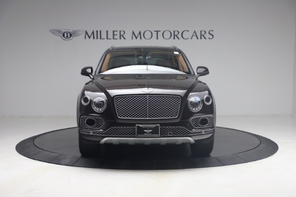 Used 2018 Bentley Bentayga W12 Signature for sale Call for price at Pagani of Greenwich in Greenwich CT 06830 12