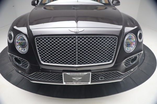Used 2018 Bentley Bentayga W12 Signature for sale Call for price at Pagani of Greenwich in Greenwich CT 06830 13