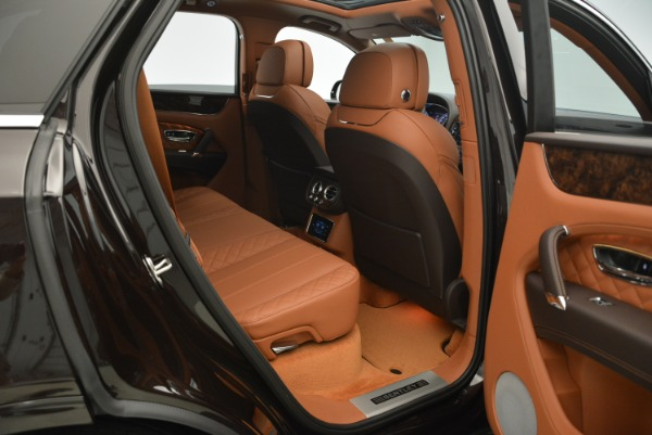 Used 2018 Bentley Bentayga W12 Signature for sale Call for price at Pagani of Greenwich in Greenwich CT 06830 16