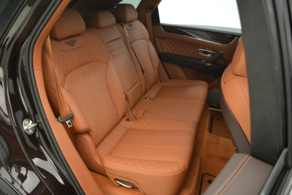 New 2018 Bentley Bentayga Signature for sale Sold at Pagani of Greenwich in Greenwich CT 06830 17