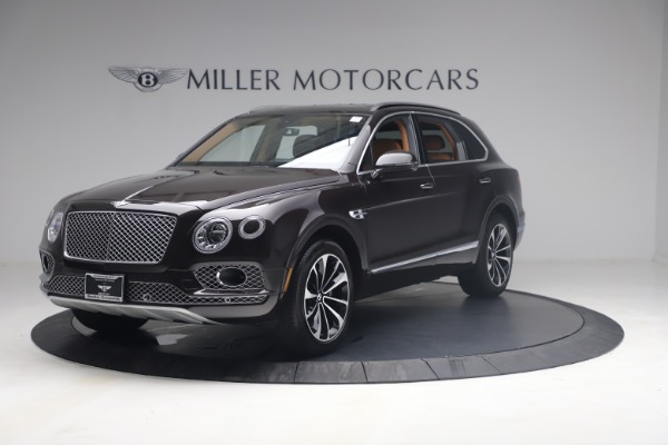 Used 2018 Bentley Bentayga W12 Signature for sale Call for price at Pagani of Greenwich in Greenwich CT 06830 2