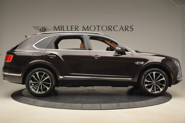 Used 2018 Bentley Bentayga W12 Signature for sale Call for price at Pagani of Greenwich in Greenwich CT 06830 9