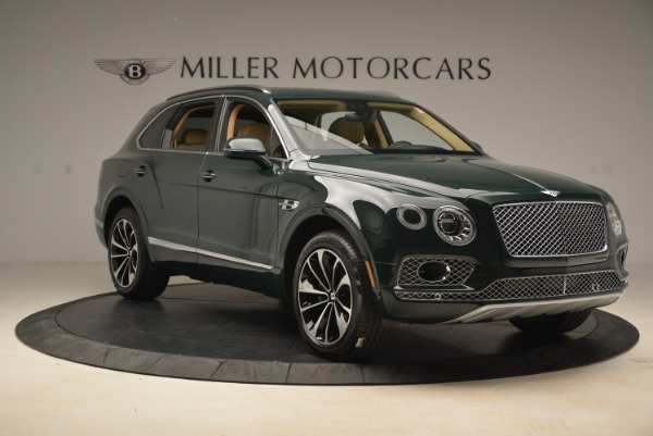 New 2018 Bentley Bentayga Signature for sale Sold at Pagani of Greenwich in Greenwich CT 06830 11