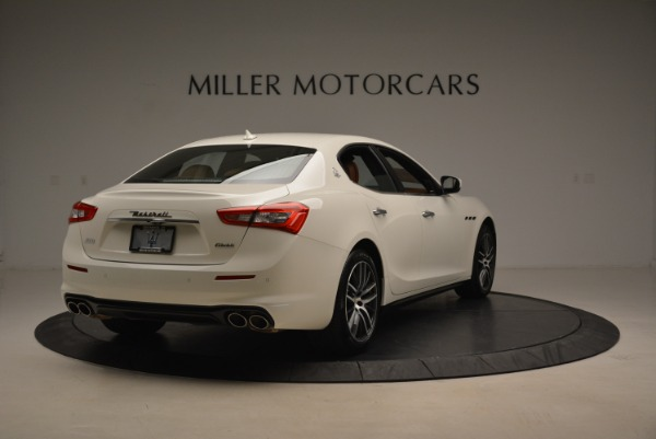 New 2018 Maserati Ghibli S Q4 for sale Sold at Pagani of Greenwich in Greenwich CT 06830 6