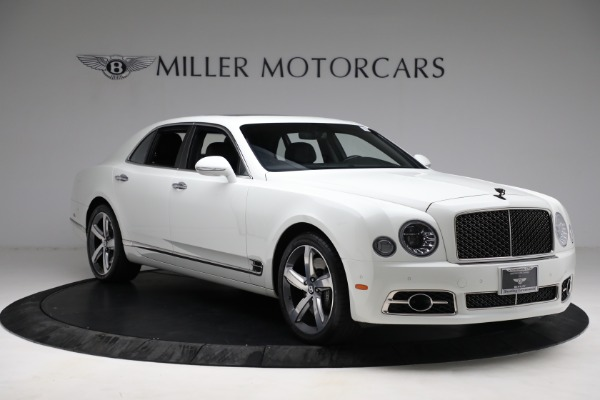 Used 2018 Bentley Mulsanne Speed for sale Sold at Pagani of Greenwich in Greenwich CT 06830 10